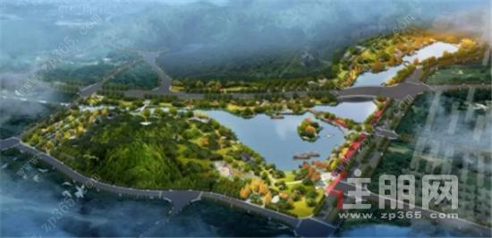 AAAA级景区(规划)里建湖公园规划图.jpg