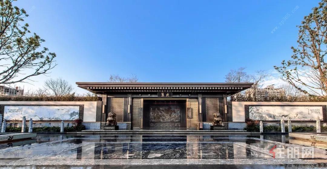 上海央玺大门