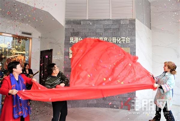 凤翔台•东盟教育产业孵化平台揭幕现场10.jpg