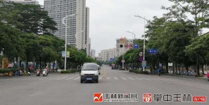 江南大道(苗园路至云香桥段)即将改造。
