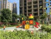 金色维也纳打造童趣乐园,阳光大草坪、休闲娱乐区、康体健身设施全都有!