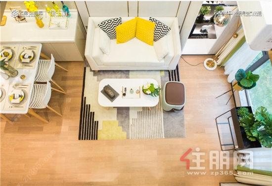 云星·创客园 公寓样板间实拍图.jpg
