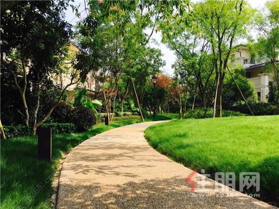 银河龙湖•江与城 龙湖·滟澜山园林实景图2.jpg