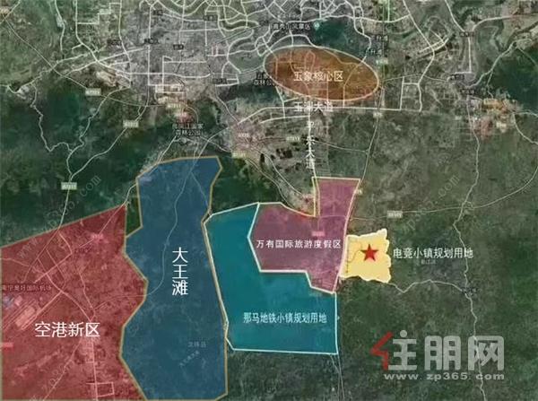 南宁五象、空港版图.png