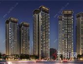 安吉大唐世家距离地铁2号线300米,77-123㎡三至四房在售