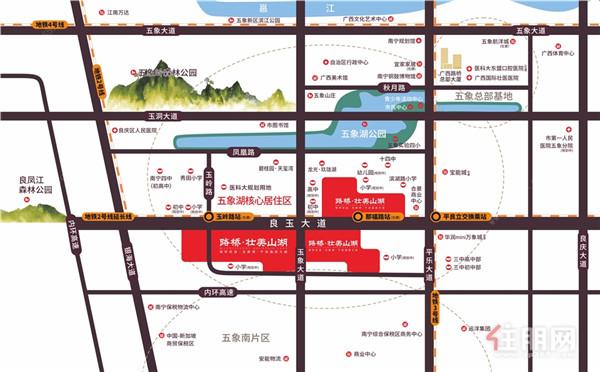 路桥·壮美山湖:御园1/2/3/7号楼获预售证,共700套房源!