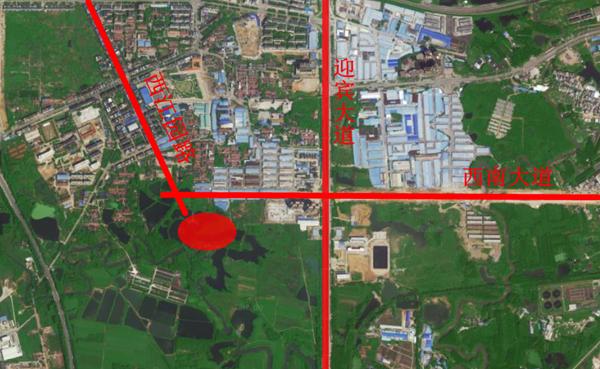贵港市园博园幼儿园位置图