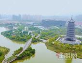 五象湖速度! 震撼航拍, 720°空中俯瞰千亿新城太惊艳了!