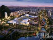 悅桂綠地·新世界:空港核心居住區,75-132㎡高層新品開盤