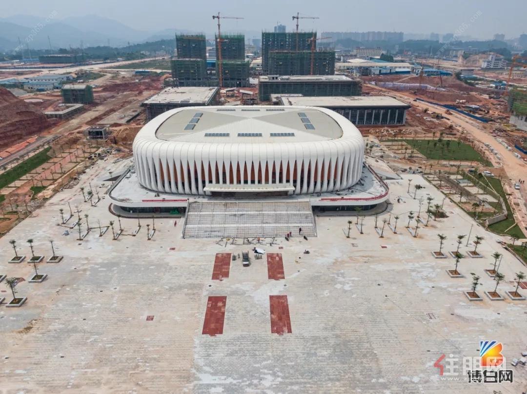 博白县体育馆