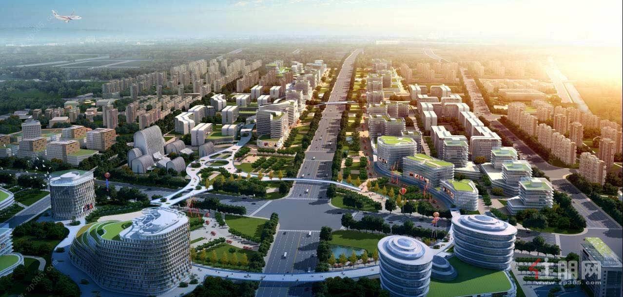 杭州临空经济区