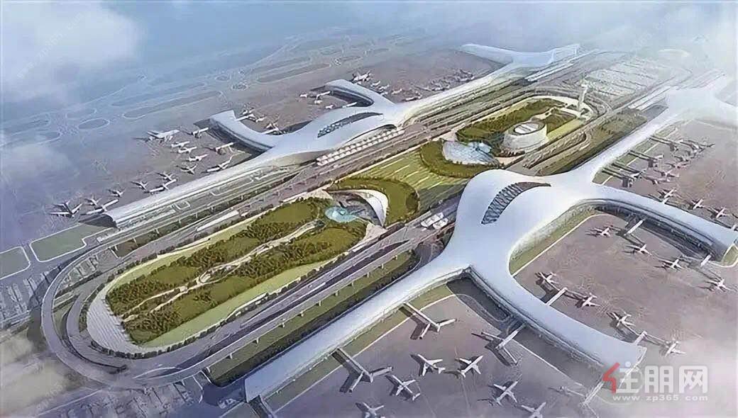 空港效果图