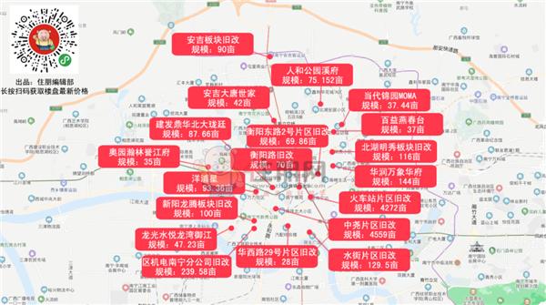 西乡塘区部分旧改项目位置分布示意图.png