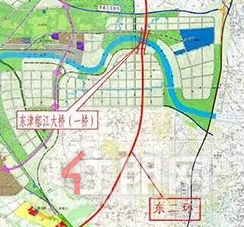 建设项目地理位置示意图
