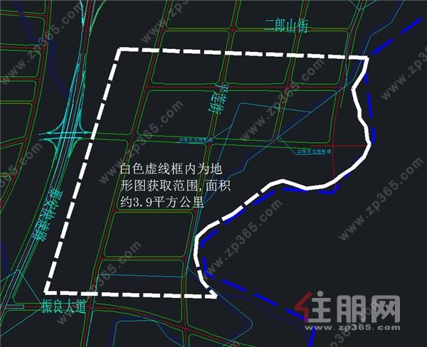 南側地塊測繪范圍示意圖.png