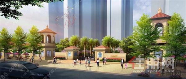 五象新区即将迎来一所新学校,! 快来看看在不在你家附近?