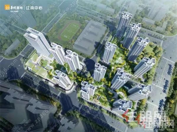 这些自带商业体的大城, 将带你开启都市生活新时代!
