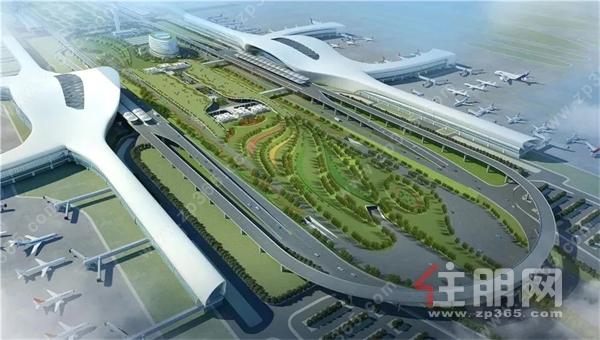 """约2万亩! 南宁空港将打造""""巨无霸""""产业新城! 又一个国家4A级景区?"""