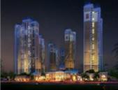 八桂绿城·龙庭水,稀缺的半围合式简欧风情建筑