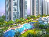 華南城·江南華府:建面45㎡-53㎡小戶型住宅,70年產權,即買即住即租!