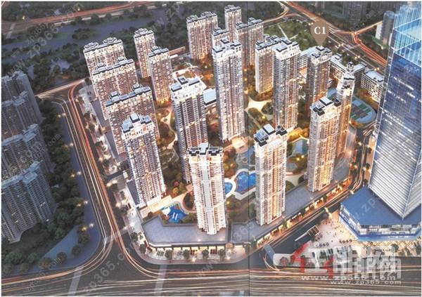 盛科城123-148㎡大户奢宅,天工筑传奇