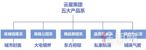 """云星集团荣获""""2021中国房地产开发企业综合实力100强"""""""