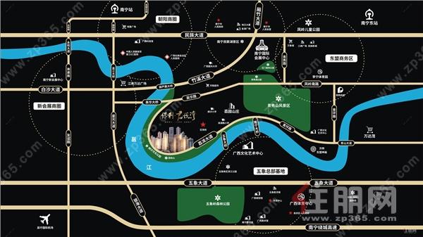 保利·君悦湾在售户型146/188/246/337㎡,均价26000元/㎡