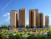 西建·冠城世家:双地铁+江南公园,建面125㎡精装住宅清盘出售!