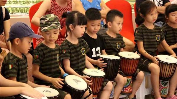 2021年荣和公园里童子军暑期集训营开营啦!
