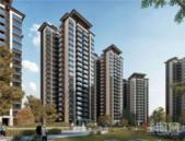 彰泰府:在售建面約143-192㎡戶型的洋房和建面約56-115㎡戶型的高層