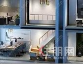 龍光玖譽府,43㎡LOFT公寓,5字頭低價出售!