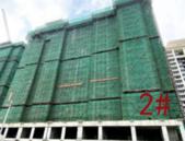金科远道·集美天悦|工程进度:13#楼主体封顶,砌体完成