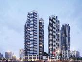 奧園瀚林譽江府:西大商圈34㎡地鐵毛坯景觀洋房在售