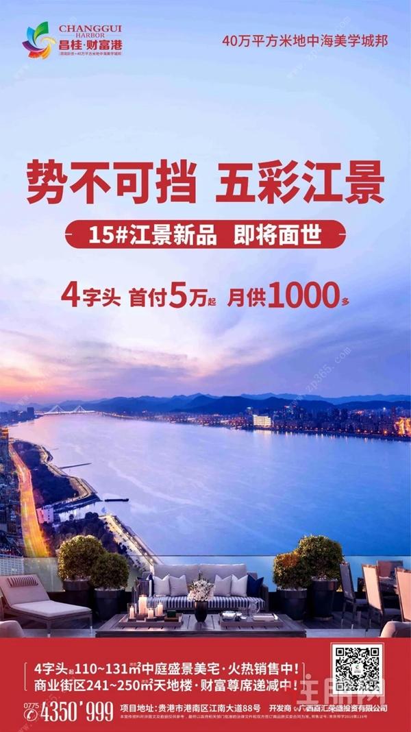 昌桂·财富港宣传图文
