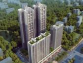 亿鼎公馆在售户型86㎡/106㎡三房四房,1/2栋楼!