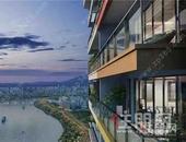 华润置地西园悦府7.3-9.9米景观横厅,3-3.1米层高,户户瞰江揽林