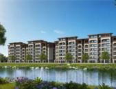 中鼎·公园首府在售22栋5栋,户型有120/110/90㎡ 四房两房,精装11000左右。