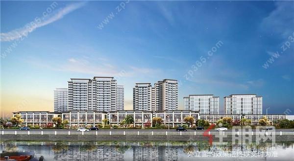 龙光天曜丨建面约96-143㎡瞰江高层美宅在售