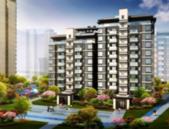 世茂·金科博翠江山在售1/2号楼,项目位于南宁市邕宁区江湾路与步云路交汇处