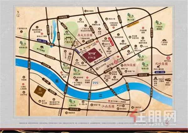 建发 鼎华·北大珑廷——南宁文脉之地