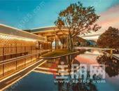 合景叠翠峰160亩毛坯交付,精英生活圈书房、泳池、健身馆一步到位