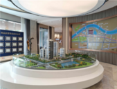 卓譽·朗玥湖山:地鐵+江景+精裝三至四房,滿足全齡段優質教育