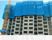 红星天悦7月工进:B区1#楼12层结构浇筑