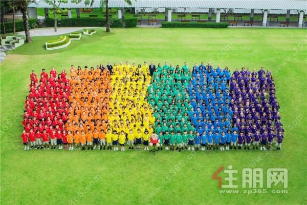 Prospectus丨南宁哈罗礼德学校2021年秋季招生简章