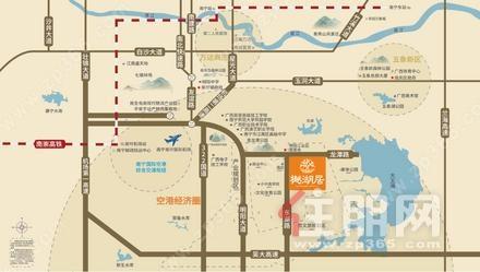 悦桂融创云图之城·樾湖居在售户型89㎡-121㎡三房四房,11#,参考均价为5500元/㎡。三月三团购有活动!
