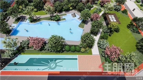 人和公园溪府:公寓价格买住宅,首付11万,月供2700元