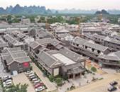 柳州百朋莲花开小镇古风起 一期工程预计2021年6月完工