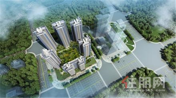 深石│汉华·锦上城在售户型115㎡四房,最后一套!
