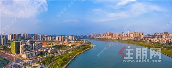 在南宁,真正的一线江景平墅长啥样?
