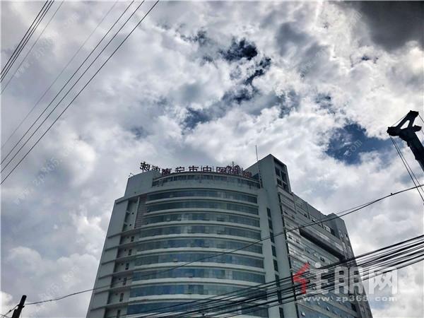 南宁中医院实景图